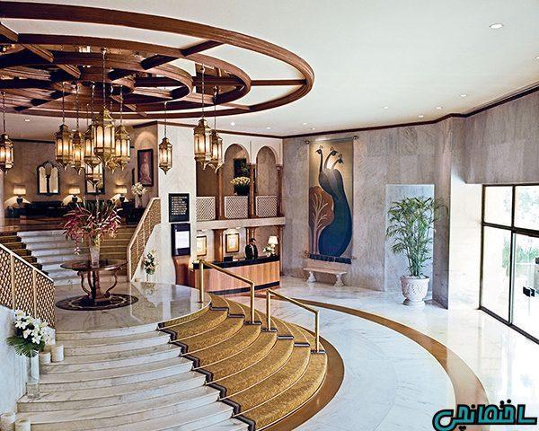 ایده های طراحی داخلی هتل های لوکس