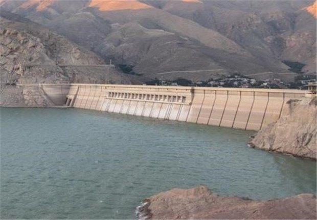 ذخیره سازی 257 میلیون مکعب آب در سد های مازندران