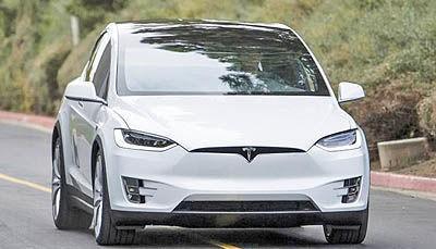 نخستین خودروی برقی دنیا با توان پیمایش 400 مایل!