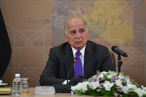 تقویت روابط با کشورهای دنیا از اولویت های دولت بغداد است