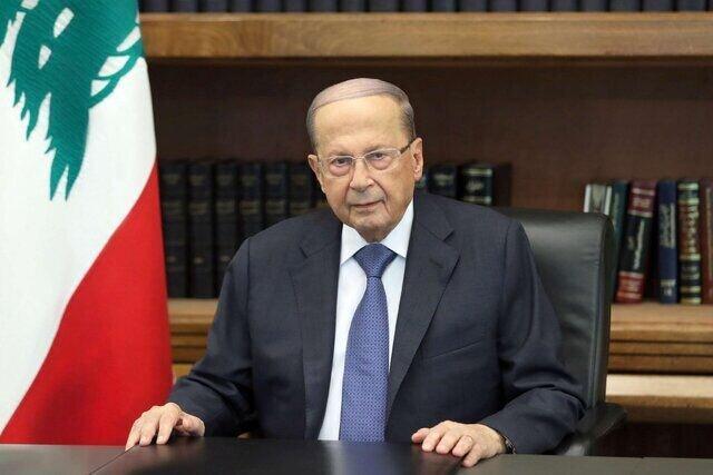 موضع مهم رئیس جمهور لبنان: همه احتمالات را بررسی می کنیم