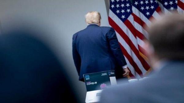 آیا ترامپ می تواند خودش را عفو کند؟