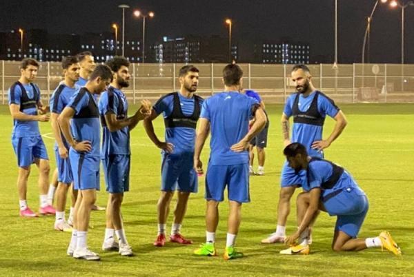 واکنش جالب بازیکنان استقلال به دربی آسیایی