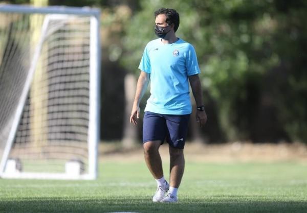 مصطفوی: اگر می خواهند جام را به تیم دیگری بدهند، بگویند ما برای سلامتی بازی کنیم، در هر بازی سرمان را می بُرند