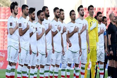 صعود 5 پله ای فوتبال ایران در رنکینگ فیفا